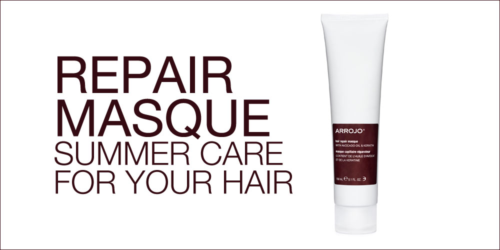 Arrojo Hair Repair Masque Wellington Hair Salon